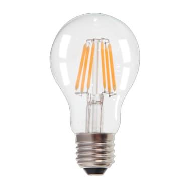 Lampadina Con Funzioni Aggiuntive LUXA-E27-8M-DIM bianco naturale E27 8W = 1055LM (equiv 8W) 300°