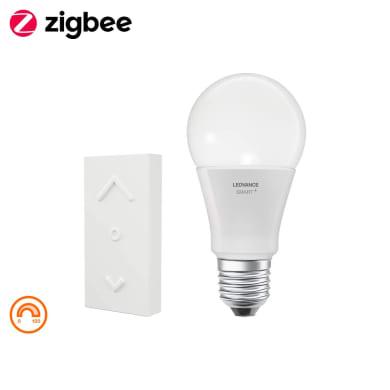 Lampadina collegato LED E27, Goccia, Opaco, Bianco, Luce calda, 60W=810LM (equiv 50 W), 360° , LEDVANCE