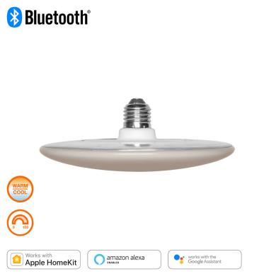 Lampadina collegato LED, E27, Ufo, Opaco, CCT, 125W=2000LM (equiv 125 W), 240° , LEDVANCE