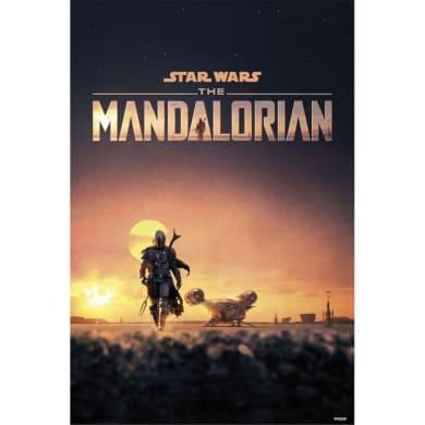 Poster Star Wars the Mandalorian 61x91.5 cm