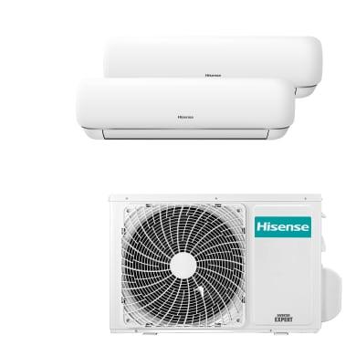 Climatizzatore dualsplit HISENSE MINIMINI Apple Pie 12000 BTU classe A++