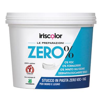 Stucco in pasta ZERO% 1 kg bianco