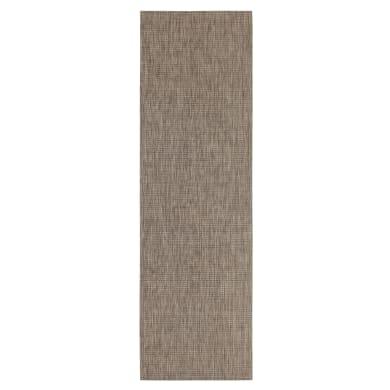 Tappeto interno ed esterno I-TEX , beige, 60x120 cm