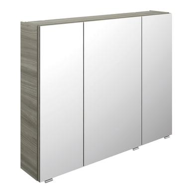 Specchio contenitore L 90 x P 17 x H 70.3 cm
