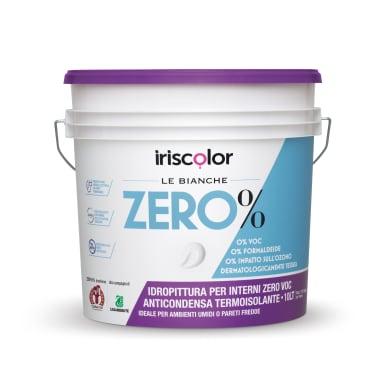 Pittura termoisolante ZERO% 10 L bianco