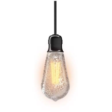 Lampadina decorativa LED, E27, Goccia, Opaco, Luce calda, 4W=240LM (equiv 24 W), 320° , XANLITE