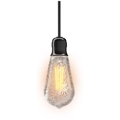 Lampadina decorativa LED RFDE400STAT bianco caldo E27 4W = 240LM (equiv 24W) 320° XANLITE