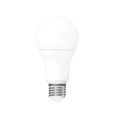 Lampadina LED, E27, Goccia, Smerigliato, Luce naturale, 12W=1055LM (equiv 75 W), 150° , LEXMAN