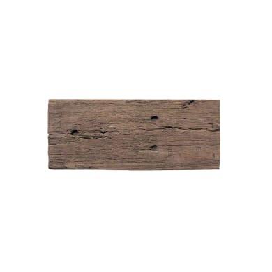 Passo giapponese in calcestruzzo 25 x 60 x 4 cm marrone
