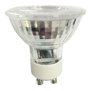 Lampadina smart lighting LED, GU10, Faretto, Opaco, CCT, 5W=345 - 360LM (equiv 30 W), 60°