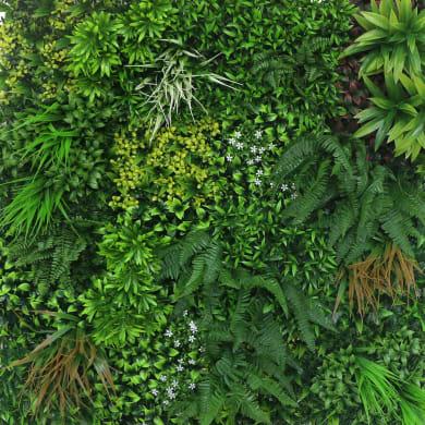 Siepe artificiale tropicale