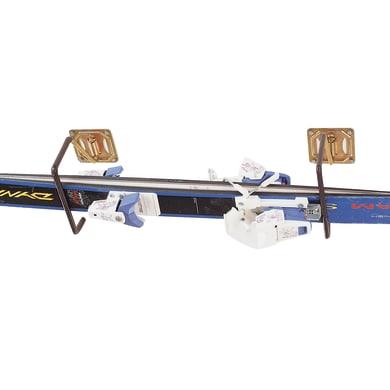 Gancio per garage a soffitto L 9 x H 2.5 cm acciaio