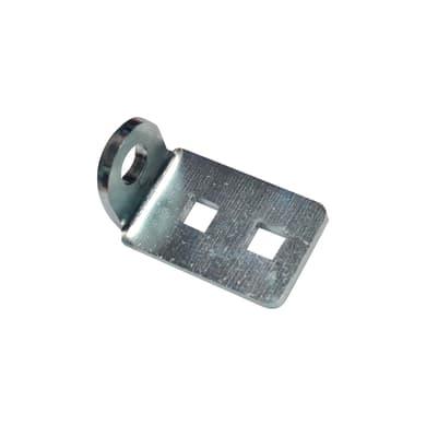 Supporto per lucchetto in acciaio 60 x