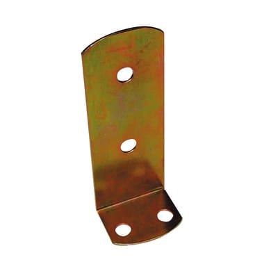 Supporto per palo Squadra in acciaio L 7x H 18