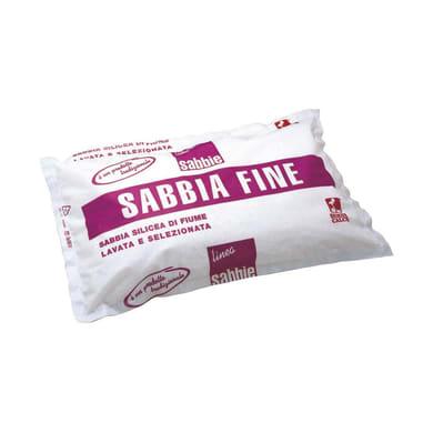 Sabbia GRAS CALCE Silice fine 25 kg