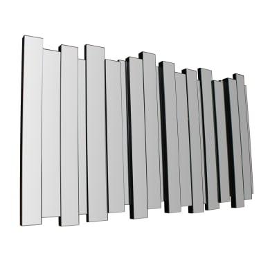 Specchio A parete destrutturato Piano 106x61 cm