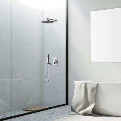 Colonna per doccia da incasso BOSSINI Cosmo grigio