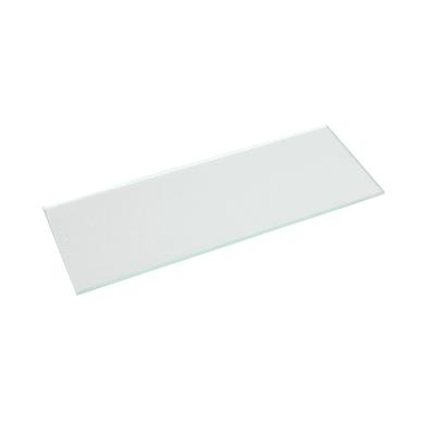 Mensola Spaceo L 40 x P 15 cm, Sp 0.5 cm verde