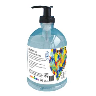 Detergente liquido per mani Gel idroalcolico per le mani 0.5 L
