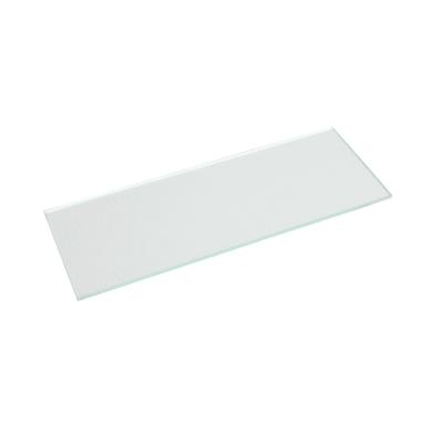 Mensola Spaceo L 90 x P 15 cm, Sp 0.5 cm verde