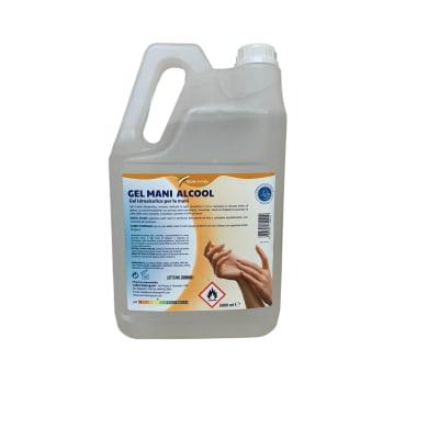 Gel detergente per le mani GEL IGIENIZZANTE MANI 5 L