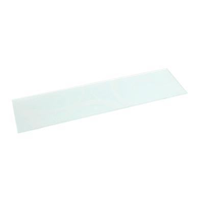 Mensola Spaceo L 40 x P 15 cm, Sp 5 cm bianco