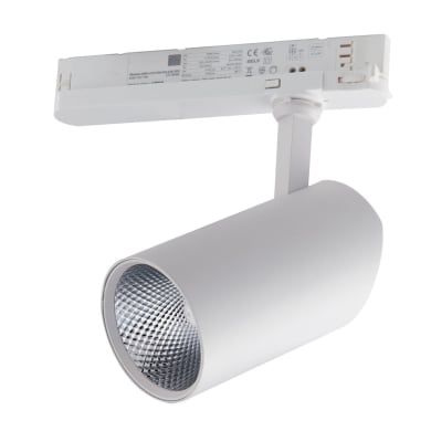 Faretto completo Far bianco, in alluminio, LED integrato 20W IP20