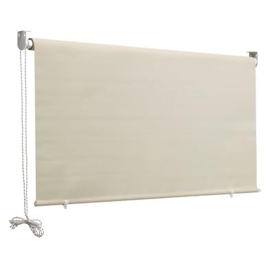 Tenda da sole a caduta con rullo 2 x 2.5 m beige