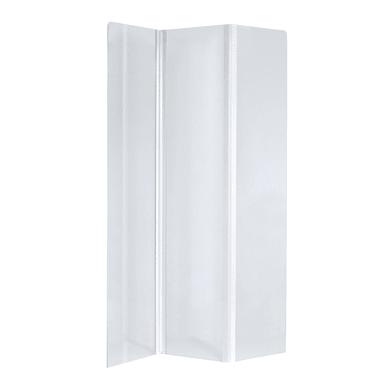 Schermo di protezione polistirene trasparente 120 cm x 182.2 cm, Sp 3 mm