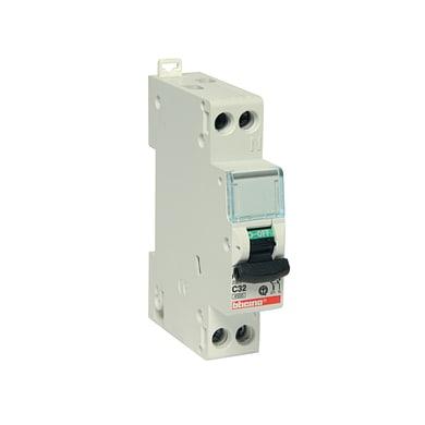 Interruttore magnetotermico BTICINO FC881C32 1P +N 32A C 1 modulo 230V