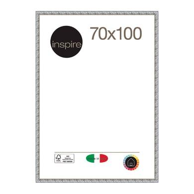 Cornice INSPIRE Baroque argento per foto da 70x100 cm