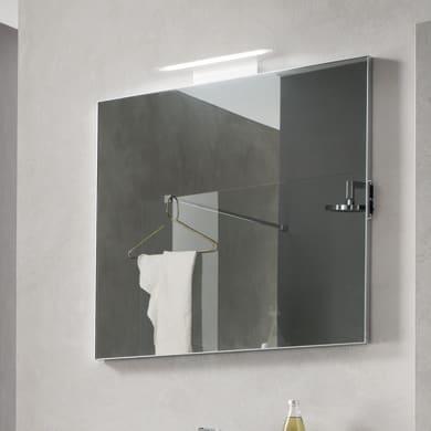 Specchio con cornice bagno rettangolare