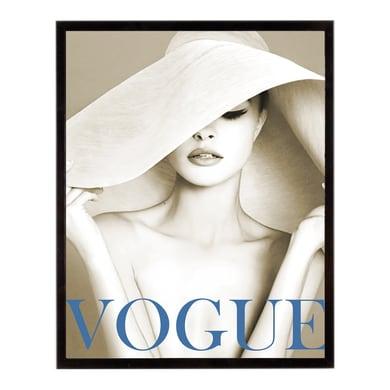 Stampa incorniciata Vogue7 40.7x50.7 cm