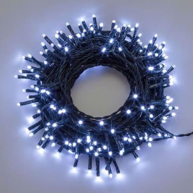 Catena luminosa 1000 lampadine bianco freddo Mini led 70.4 m