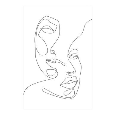Foto murale ESTA Face 8.5x50 cm
