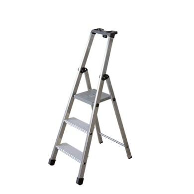Scala FACAL in alluminio 3 gradini per lavori fino a 2.55 m
