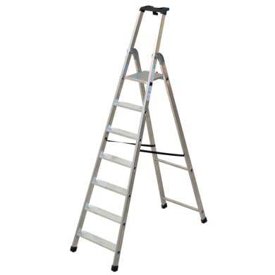 Scala FACAL in alluminio 7 gradini per lavori fino a 3.39 m
