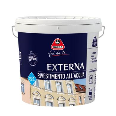 Pittura pliolite® BOERO FAI DA TE Externa bianco 10 L