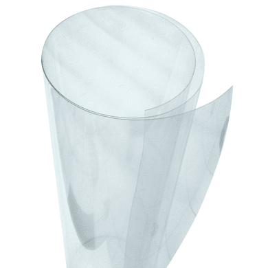 Lastra pet al taglio trasparente 100 cm, Sp 0.25 mm