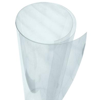 Lastra pet al taglio trasparente 100 cm, Sp 0.7 mm