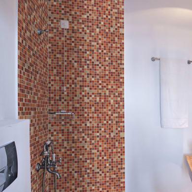 Mosaico Campione Jasper 20 H 0.4 x L 9 cm