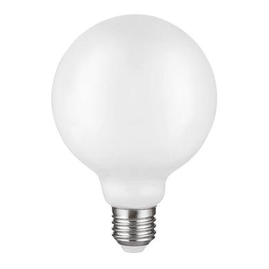 Lampadina LED filamento, E27, Globo, Opaco, Luce naturale, 10W=1540LM (equiv 10 W), 360°