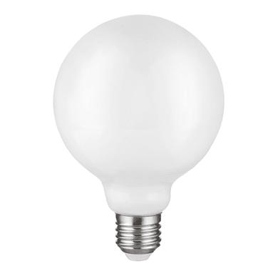 Lampadina LED filamento, E27, Globo, Opaco, Luce calda, 10W=1520LM (equiv 10 W), 360°