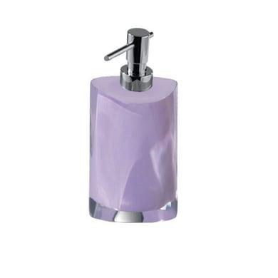 Dispenser sapone Twist lilla