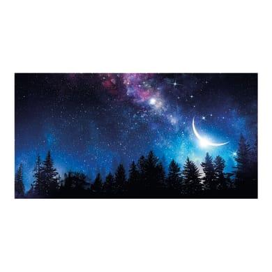 Quadro su tela Notte 145x75 cm