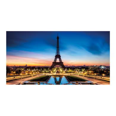 Quadro su tela Parigi Torre Eiffel 145x75 cm
