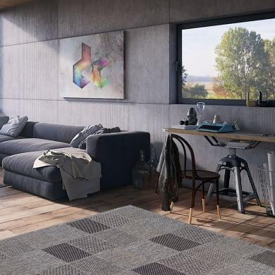 Tappeto Naturale , grigio, 160x230 cm