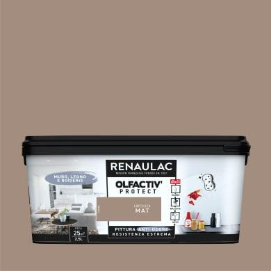 Pittura murale RENAULAC 2.5 L marrone corteccia
