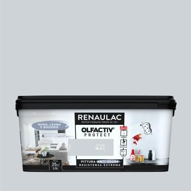 Pittura murale RENAULAC 2.5 L grigio schiuma