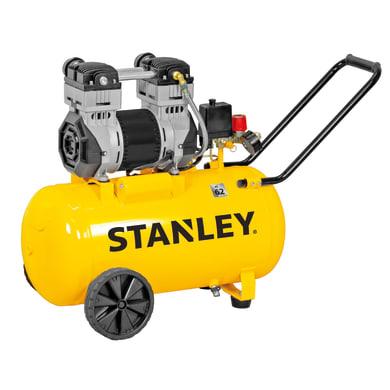 Compressore silenziato STANLEY SXCMS2050HE 2 hp 8 bar 50 L